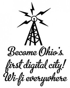 Dayton Ohio as Ohio's first digital city