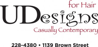 UDesigns on Brown St. We're camera shy today.