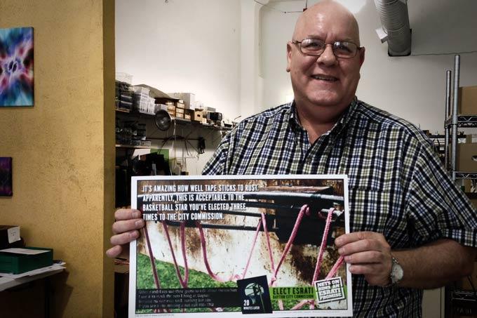 Downtown Dayton Optical sponsors 150 nets