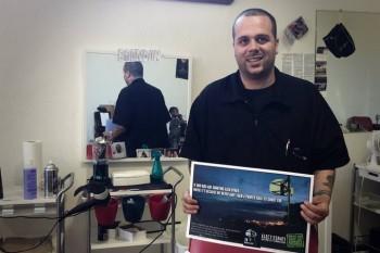Brendan O'Brien of Vintage Barber Shop