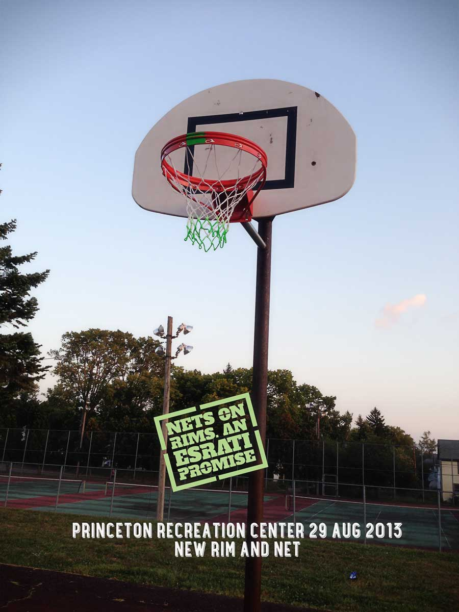 Full court basketball returns to Princeton Recreation Center